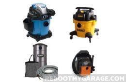 VacMaster, DeWalt, VacuMaid, and Ridgid Vacuum Cleaners