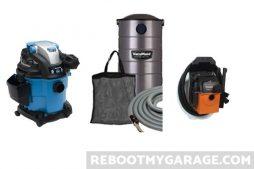 VacMaster, VacuMaid and Ridgid Garage Vacuum Cleaners