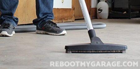 VacuMaid GV50Pro vacuum cleaner floor cleanup