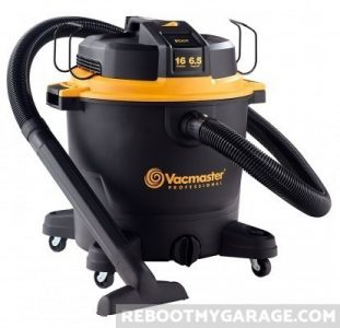 The VJH1612PF construction and remodeling vacuum