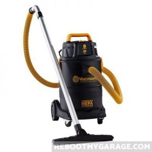 The VK811PH is an amazing price for a certified HEPA vacuum cleaner