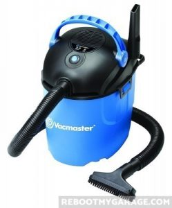 The VP205 cute little vacuum