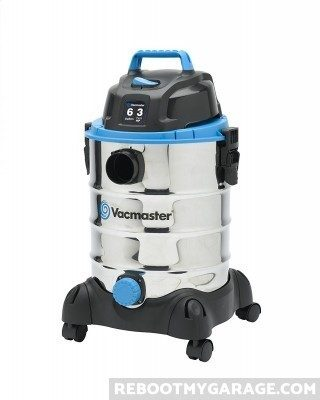 VQ607SFD steel canister