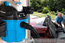 The Best VacMaster Vacuum Cleaner for Your Garage