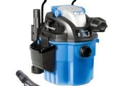 VWM510 vacuum with remote switch