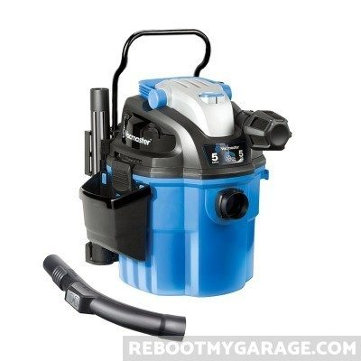 VWM510 vacuum with remote switch