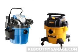 Wet Vac with Wheels Vacuums