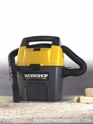 Workshop WS0301VA Vacuum