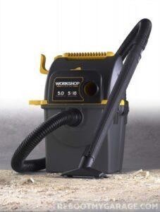 Workshop WS0500WM Vacuum