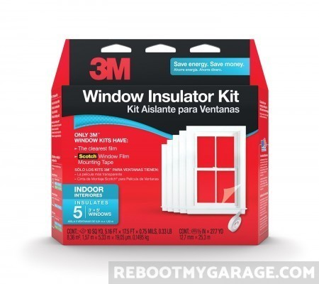 3M window plastic