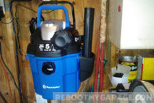 Unboxing My New VacMaster Wall-Mounted, Wet-Dry Garage Vac