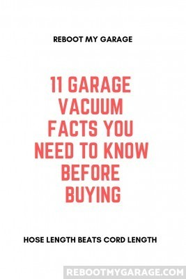 11 garage vacuum cleaner facts you need to know before buying