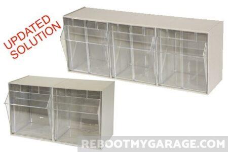 Akro Mils Tiltview Cabinets