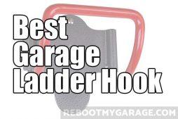 Best garage ladder hook
