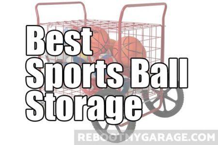 Best Sports Ball Storage