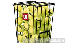 Best Tennis Ball Organizer