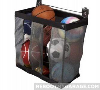 Gladiator ball basket