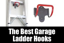 The best garage ladder hook