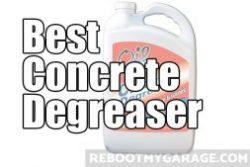 Best concrete floor degreaser