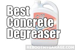 Best concrete floor degreaser