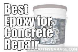 Best epoxy for concrete repair