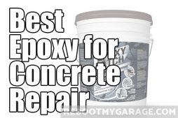 Best epoxy for concrete repair