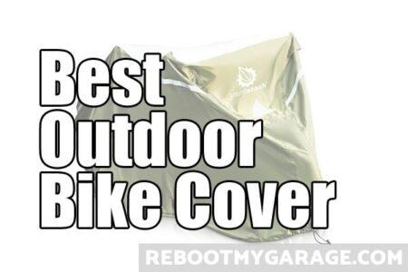 Best Outdoor Bike Cover