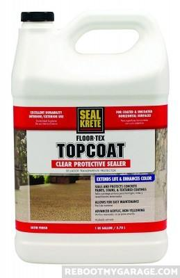 Floor-Tex Topcoat Sealer