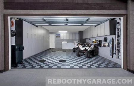 Garage Floor Tiles