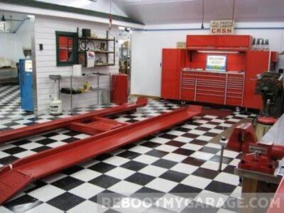 garage floor tiles floors