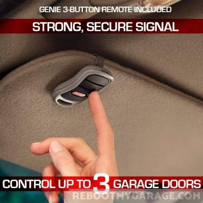 Genie Garage Door Opener Conversion Kit