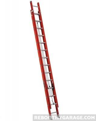 28 Ft. Louisville Extension Ladder