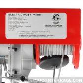 The Partsam Electric Hoist Crane