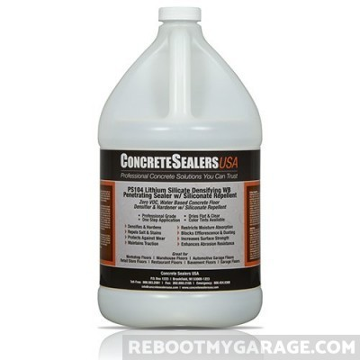 PS104 Lithium Densifying Sealer