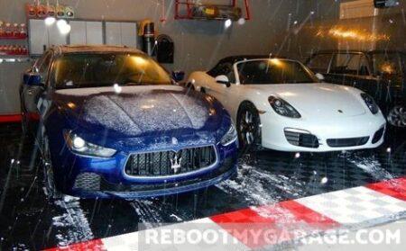 RaceDeck Garage Floor Tile