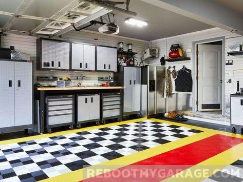 RaceDeck Garage Floor Tile