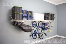 Rhino Garage Shelf 12 ft. x 20 in.