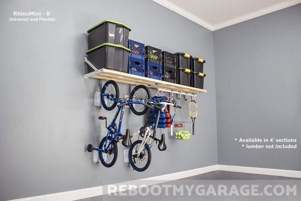 Rhino Garage Shelf 8 ft. x 20 in.