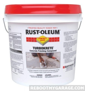 Rust-oleum TurboKrete Concrete Patching Compound