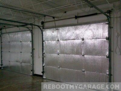 SmartGARAGE insulation kit