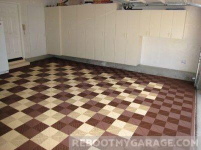 Swisstrax Garage Floor Tile