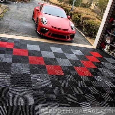 Swisstrax Garage Floor Tile