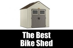 The best bike shed
