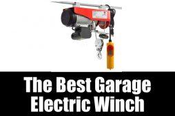 The best garage electric winch