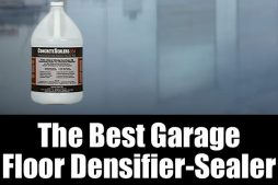 The best garage floor densifier sealer