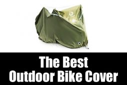 The best outdoor bike storage cover