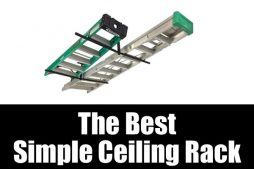 The best simple ceiling rack