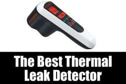 The best thermal leak detector