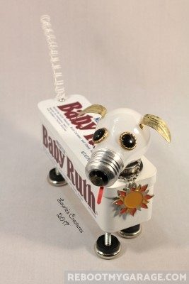 Lightbulb Dog