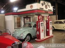 Gas pumps and VW